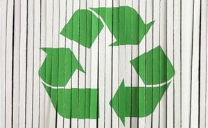 go green shred recycle