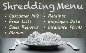 EcoShredding Helps Restaurants Shred More Than Lettuce