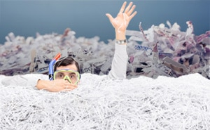 why document shredding matters for your business