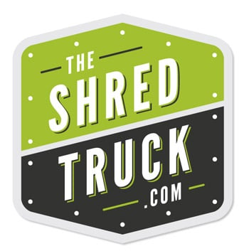 The Shred Truck Logo
