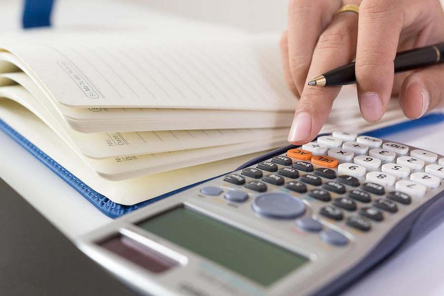 Calculate The cost of shredding